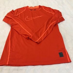 Boys Nike Athletic Long Sleeve